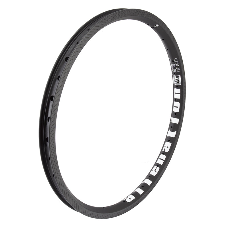 "20"" (406mm) Alienation ACME UD Carbon Rear BMX Rim - Tubeless Ready - 36h"