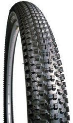 20x1.95 Kenda Small Block Eight 8 BMX Race Tire - All Black