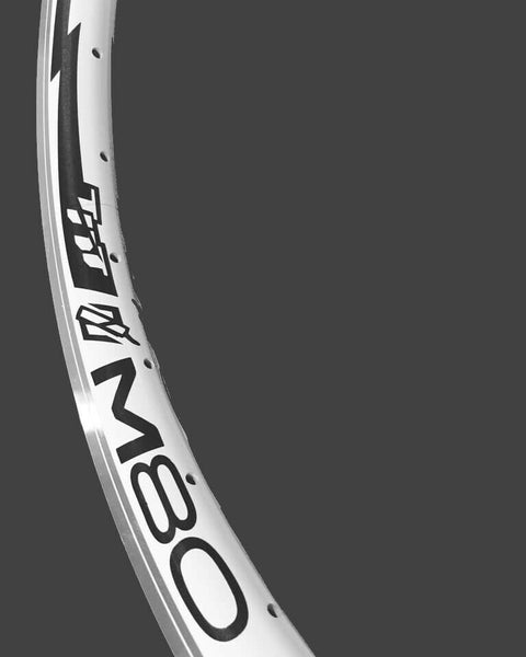 451mm TNT M-80 Double Wall OS20 Gold Anodized 36H Rim