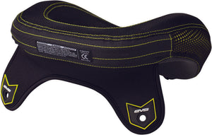 EVS R2 Race Collar - Adult Size - Black - BMX / MX