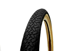 20x1.75 Black BMX Freestyle skinwall tire by CST - C-197