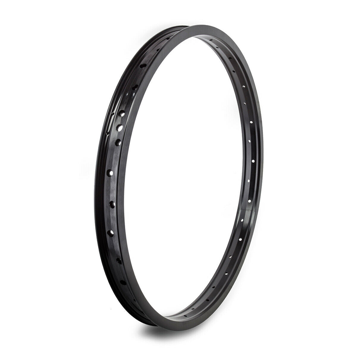 "20"" (406mm) Alienation Black Sheep BMX Rim - Aluminum - Double Wall - 36h - Black"