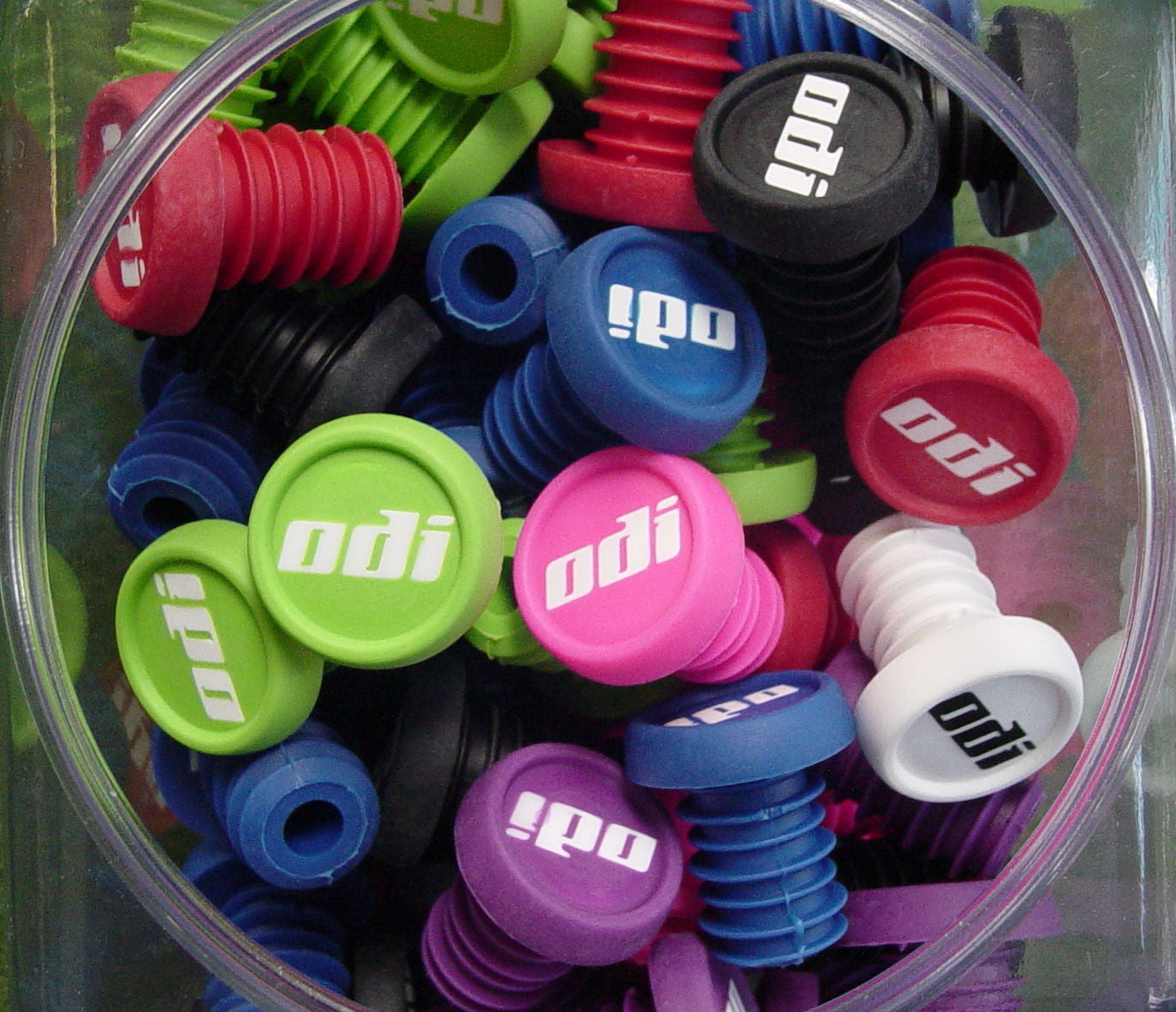 ODI Bar End Plugs - USA Made