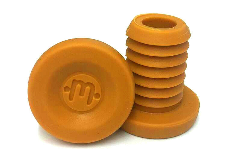 Mission Phase Bar End Plugs - Gum
