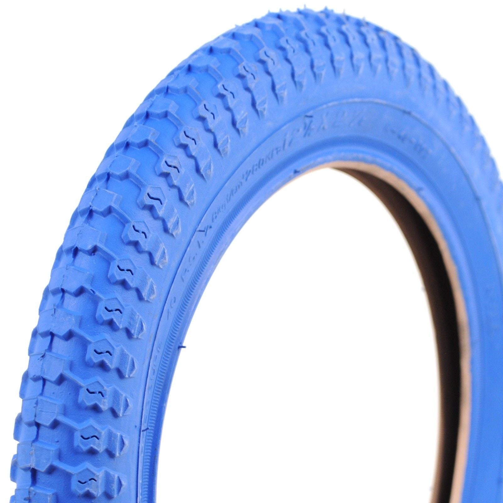 """12 1//2 x 2 1//4 Comp 3 III tread All Red Tire NEW Scooter 12/"""" 12.5 by Duro"""