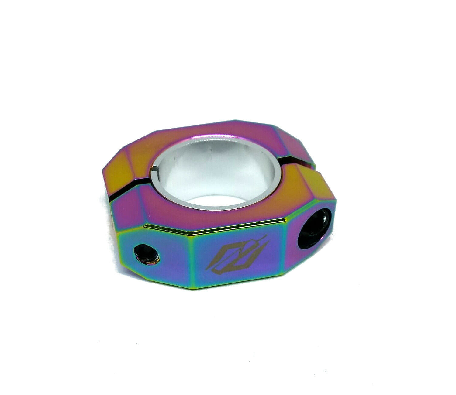 JET FUEL//OIL SLICK 31.8MM TNT BICYCLES BMX QUICK RELEASE SEAT POST CLAMP