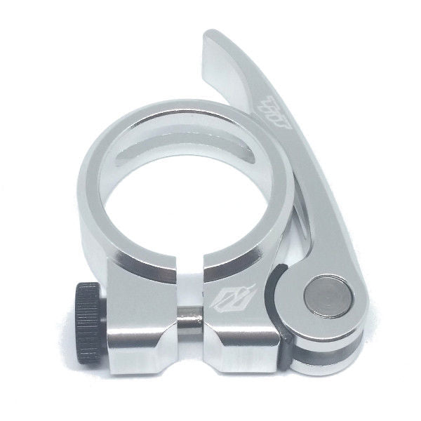 """1-1//4/"""" RED 31.8MM TNT BICYCLES BMX QUICK RELEASE SEAT POST CLAMP"""