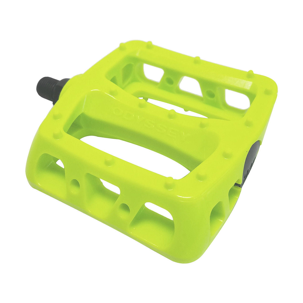 Odyssey Twisted PC Pedals 9//16 Fluorescent Yellow