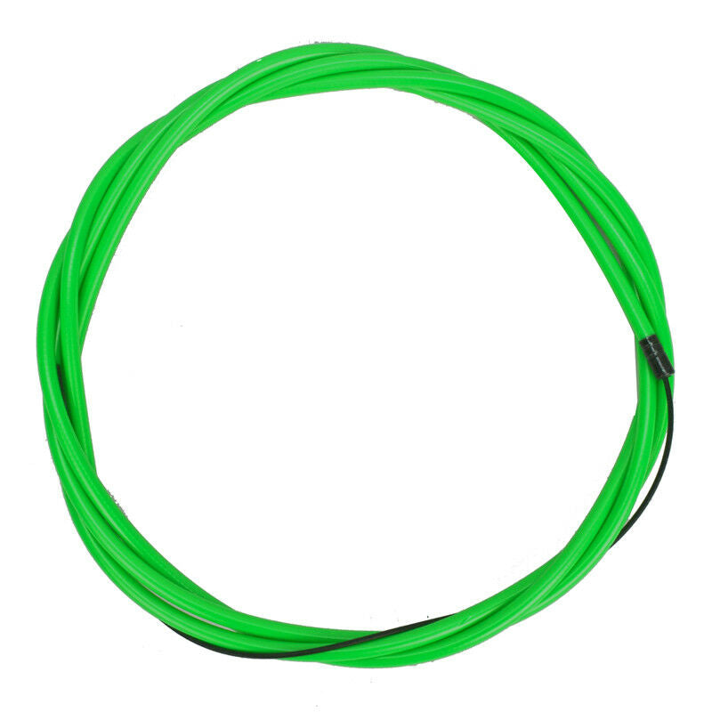 BlackOps Defender Teflon Coated Stainless Brake Cable - Green