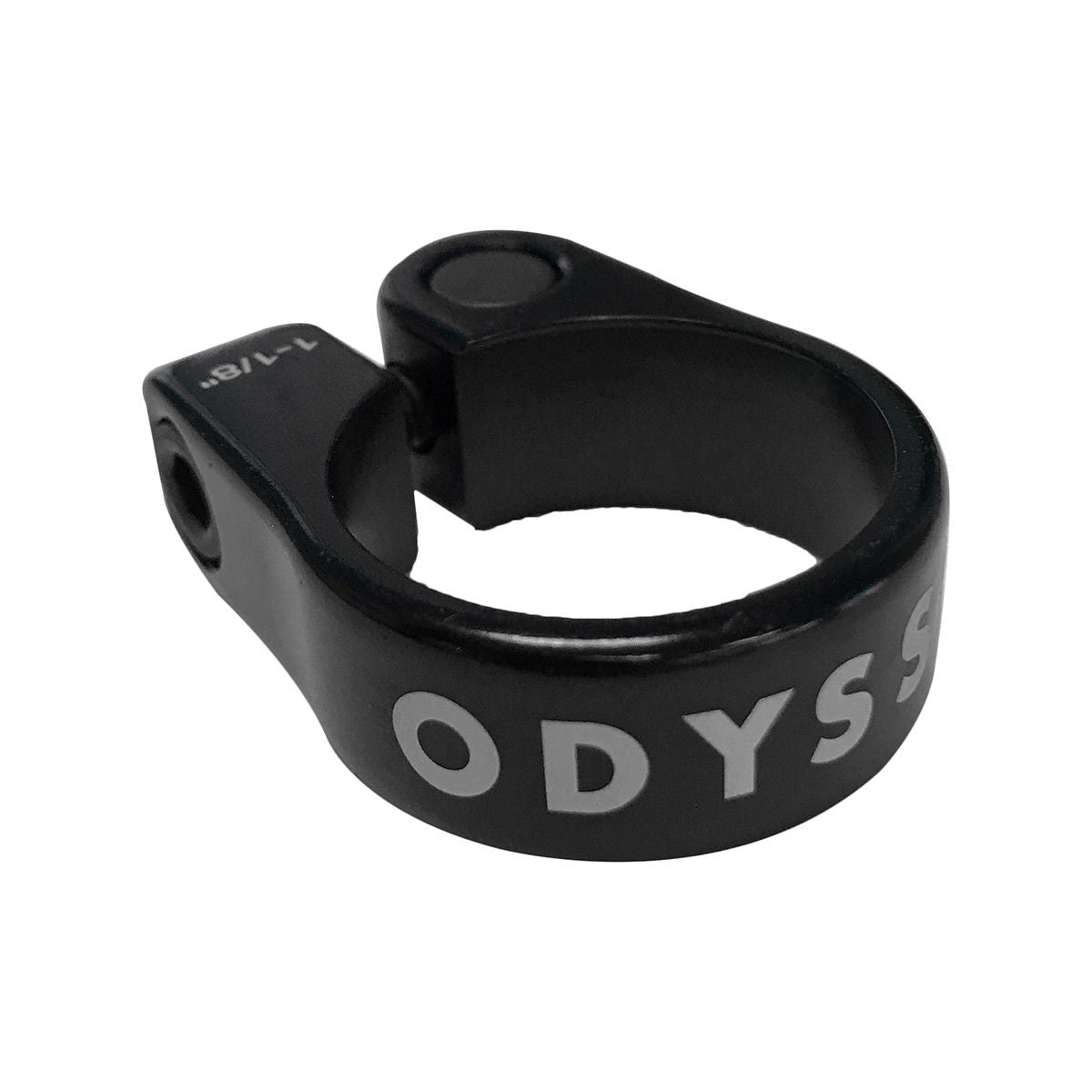"Odyssey BMX Slim Seat Post Clamp - 28.6mm (1-1/8"") - Black"