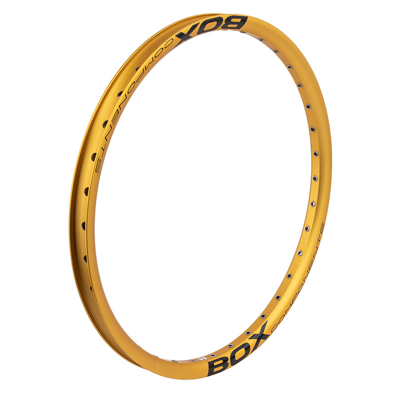 "20"" (406mm) Box Focus - 36H - Front Rim - Gold"