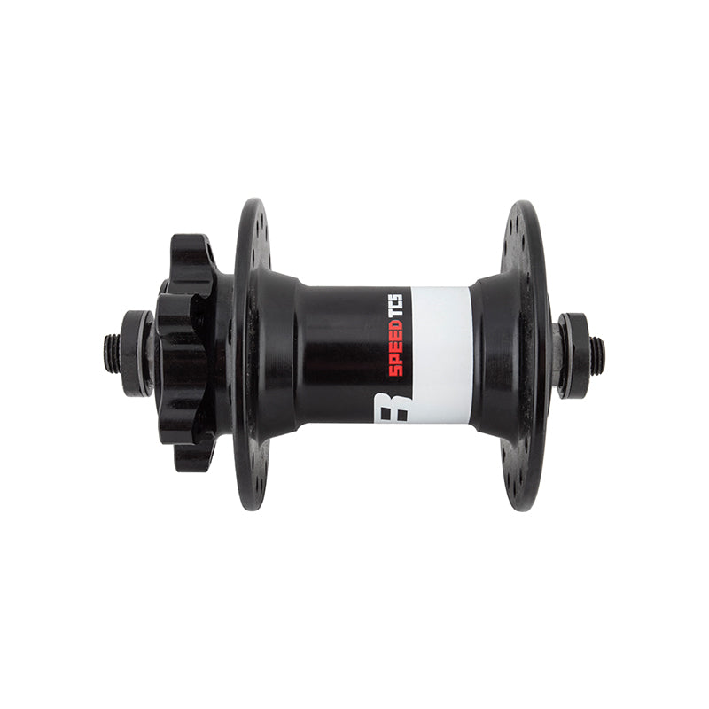 WTB Speed TCS Front Disc Hub 32H w/ QR Axle - Black