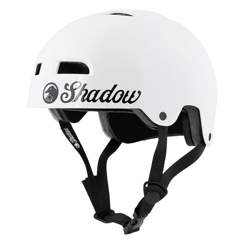The Shadow Conspiracy Classic Skate Helmet - XS - Gloss White