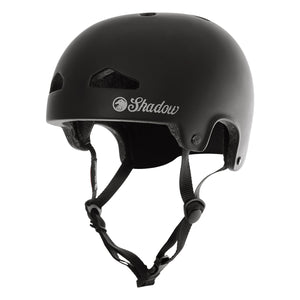 The Shadow Conspiracy FeatherWeight Skate Helmet - S / M - Matte Black