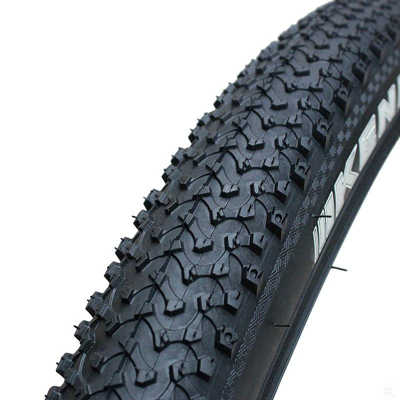 "26x1.95 Black Green Bicycle Knobby Tires Tubes Mountain Bike 26/"" NEW 26x1.95"