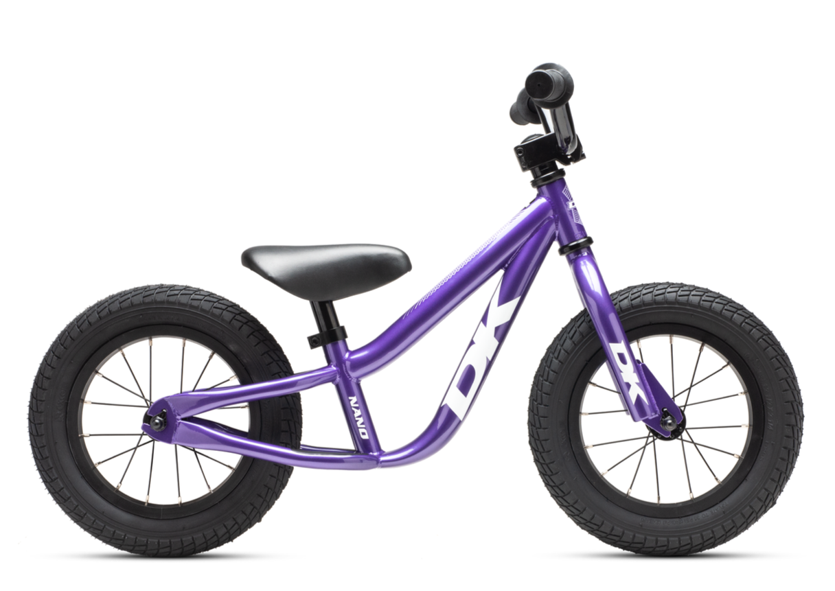 "DK Nano 12"" Wheel Balance / Push BMX Bike - Purple"