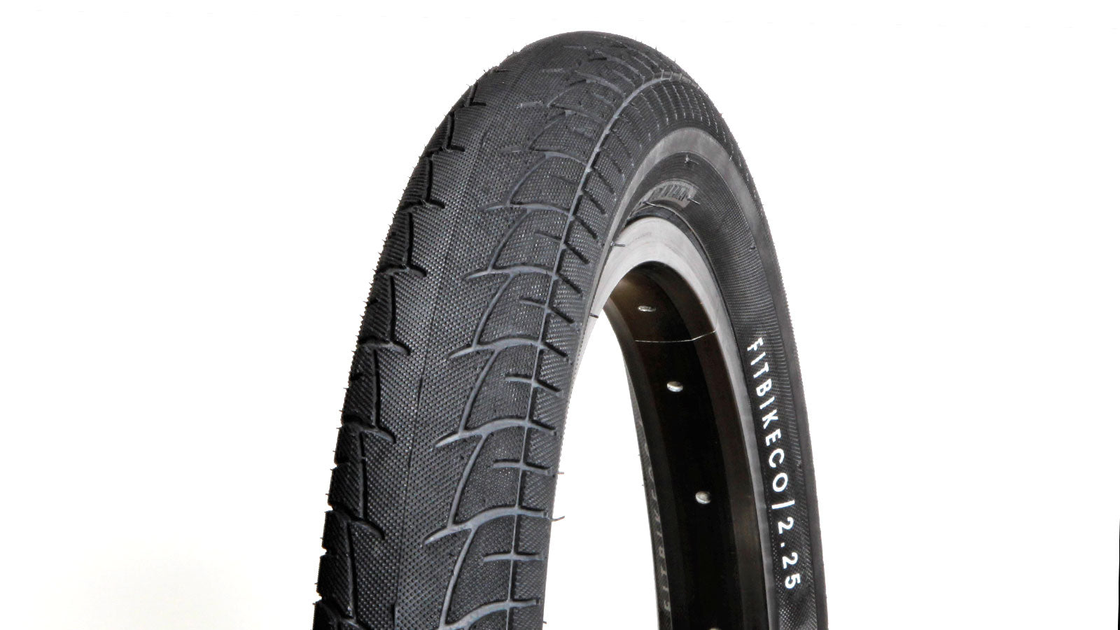 18x2.25 Fit OEM FAF BMX Tire - Black