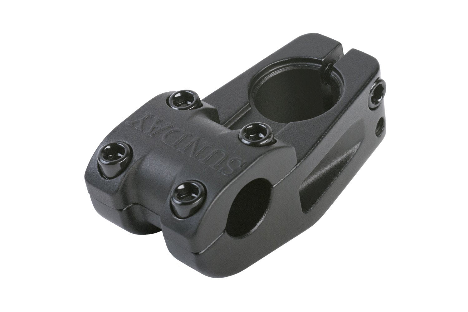 Sunday BMX Freeze Top Load Threadless Stem - 48mm - Black