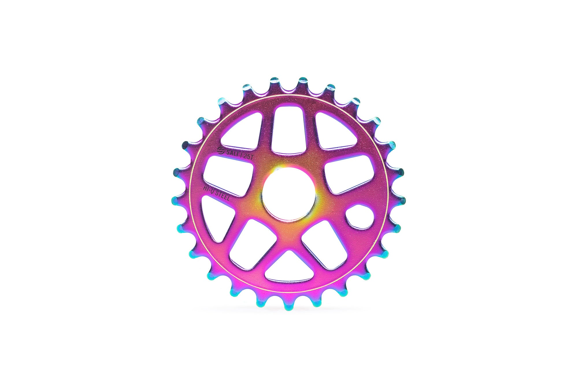 Salt 25t Gateway Steel BMX Sprocket/Chainwheel - Oil Slick