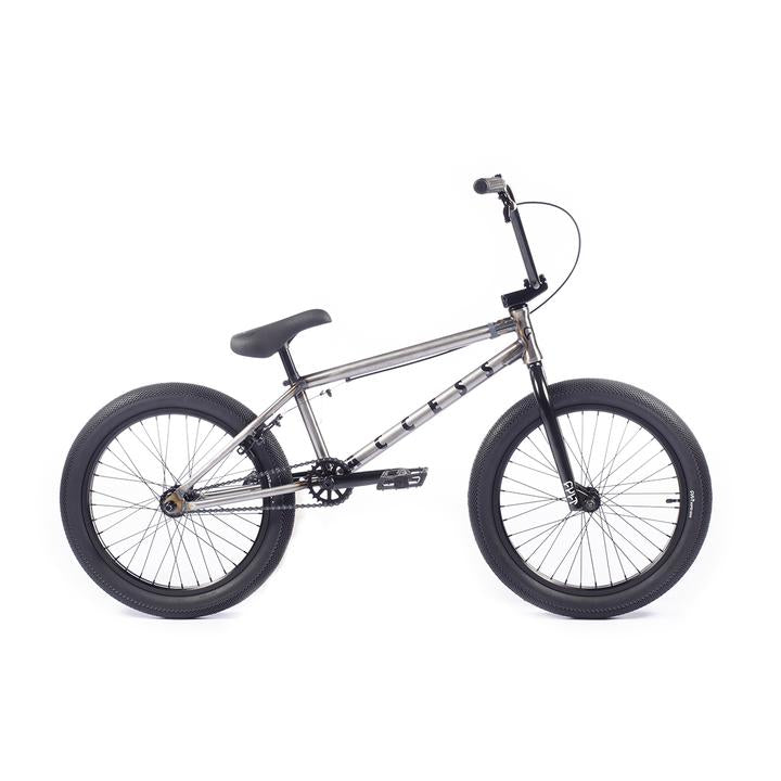 "2021 Cult Access 20"" Complete BMX Bike - 20""TT - Matte Raw"