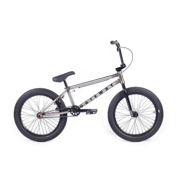 "2021 Cult Gateway 20"" Complete BMX Bike - 20""TT - Matte Raw"