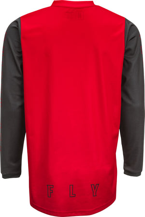Fly F-16 BMX Jersey - Adult X-Large (XL) - Red & Black
