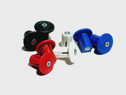 Ame Grip Savers Bar Ends - BMX Bar Plugs - USA Made