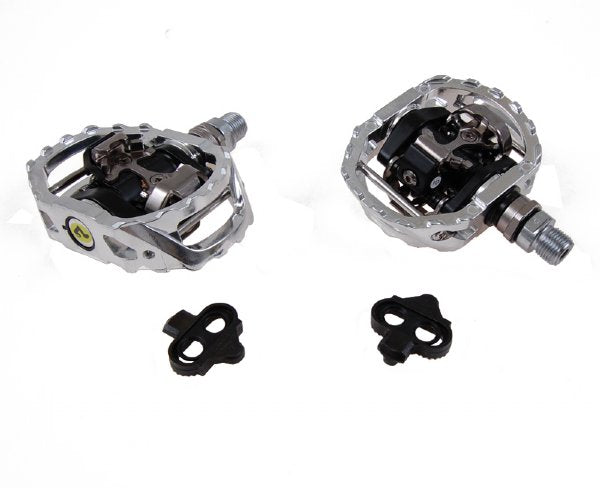 Shimano PD-M545 SPD Clipless Pedals w/ Cleats
