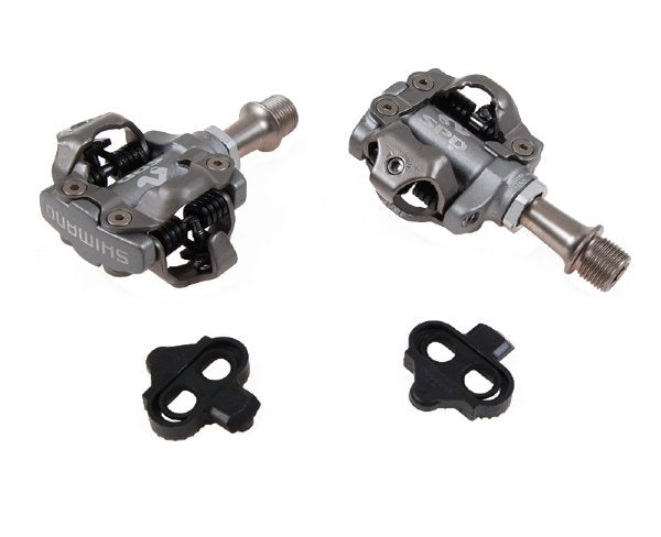 Shimano XTR PD-M959 SPD Clipless Pedals w/ Cleats - NOS 2004