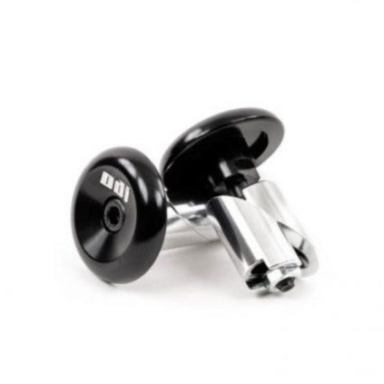 ODI BMX Bar Ends - Aluminum Bar Plugs - Black