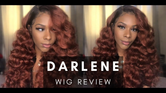sensationnel what lace darlene wig review