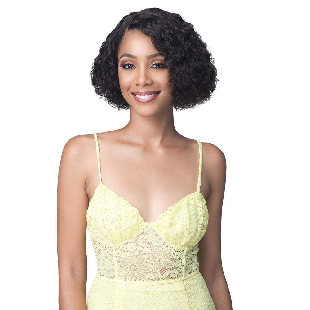 BOBBI BOSS Human Hair Wigs Bobbi Boss Bundle Human Hair Wig - MHLF421 Water Curl 10""