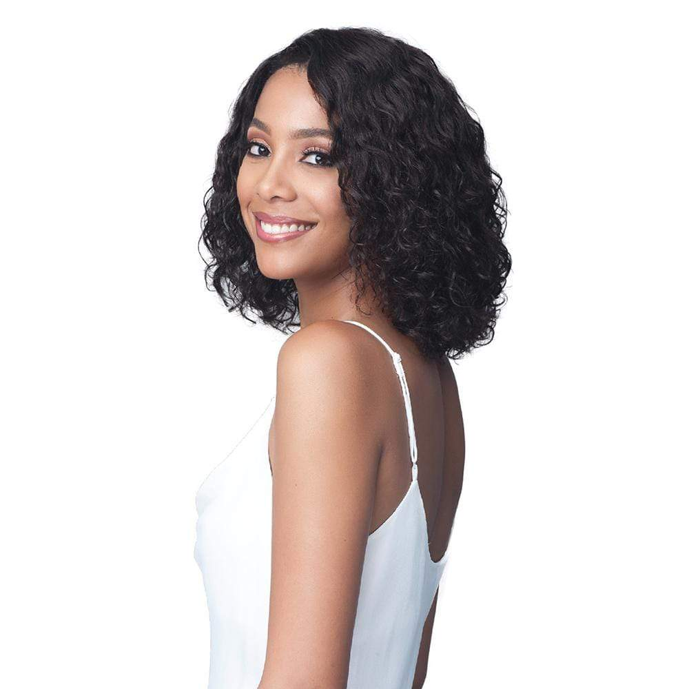 BOBBI BOSS Human Hair Wigs Bobbi Boss Bundle Human Hair Wig - MHLF422 Water Curl 12""
