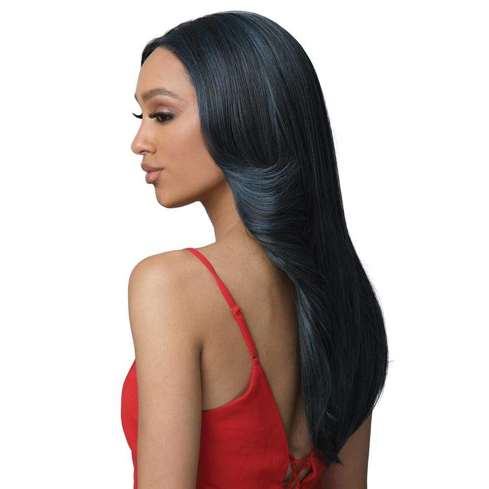 BOBBI BOSS Synthetic Lace Front Wig Bobbi Boss Synthetic HD Ultra Scalp Illusion Lace Wig - MLF471 Darcy