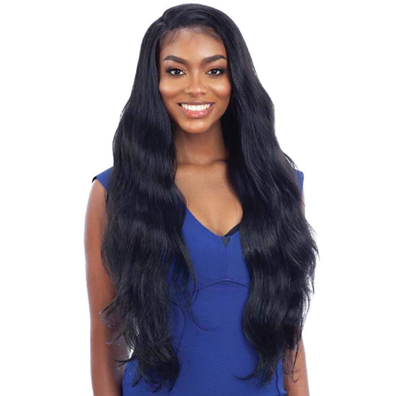 SHAKE-N-GO Synthetic Lace Front Wig FreeTress Equal Synthetic Lace Front Wig - Freedom Part 901