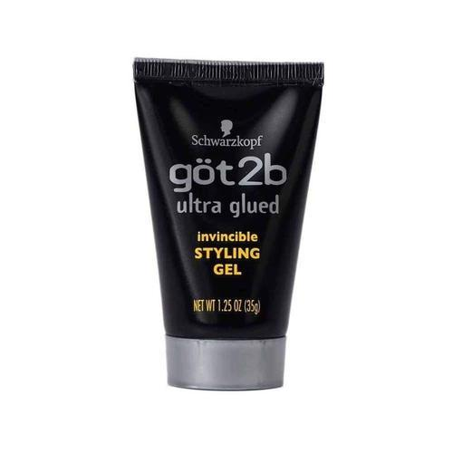GOT2B Accessories Got2B Ultra Glued Invincible Styling Gel Travel Size 1.25oz