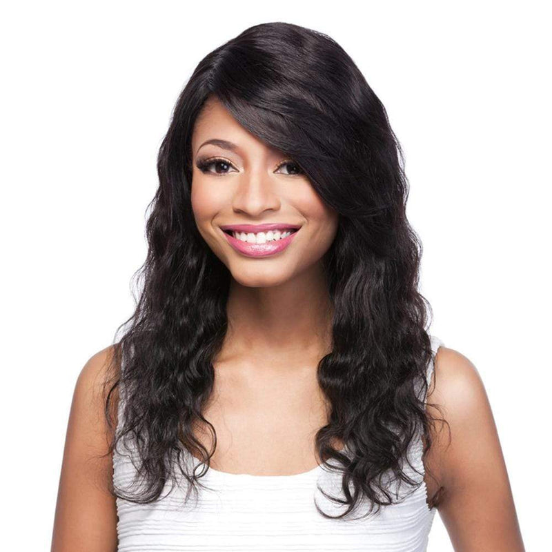 IT'S A WIG! Human Hair Wigs It's A Wig! Human Hair Part Lace Wig - Body Wave 20""