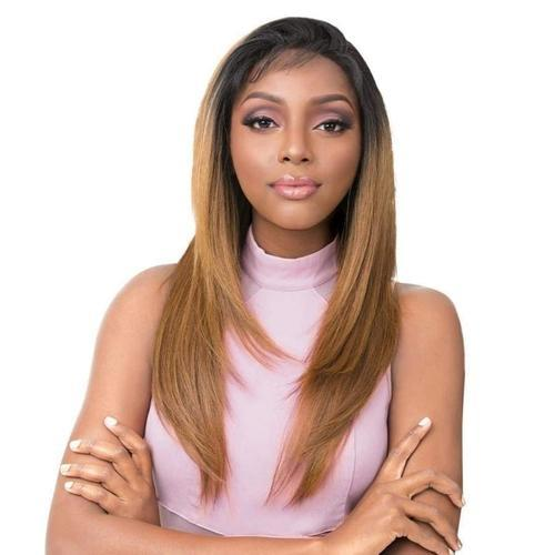 IT'S A WIG! Human Hair Wigs It's A Wig! Vixen Y Human Hair Blend - Vixen Y Straight
