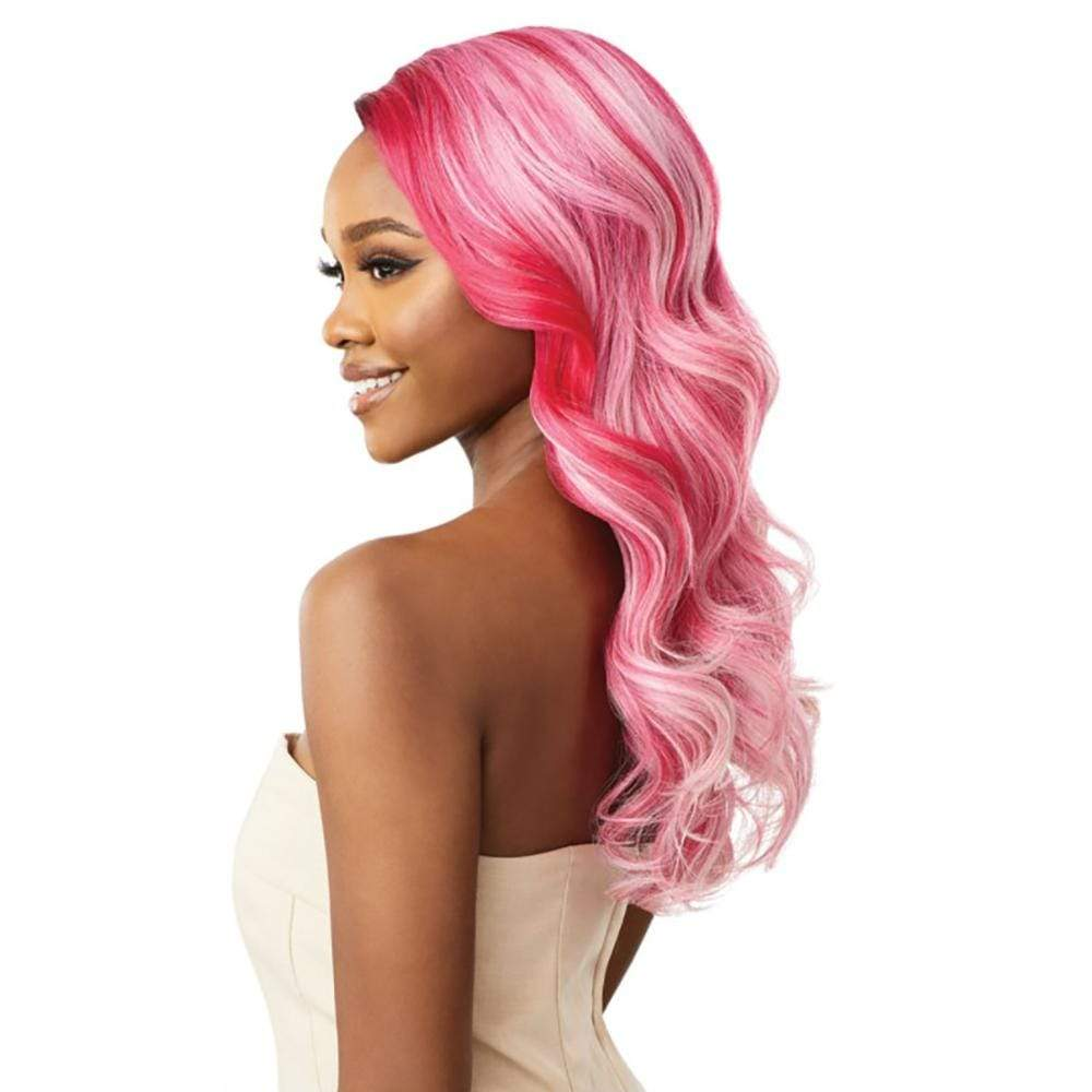 OUTRE Synthetic Lace Front Wig Outre Color Bomb Synthetic Lace Front Wig - Zoey