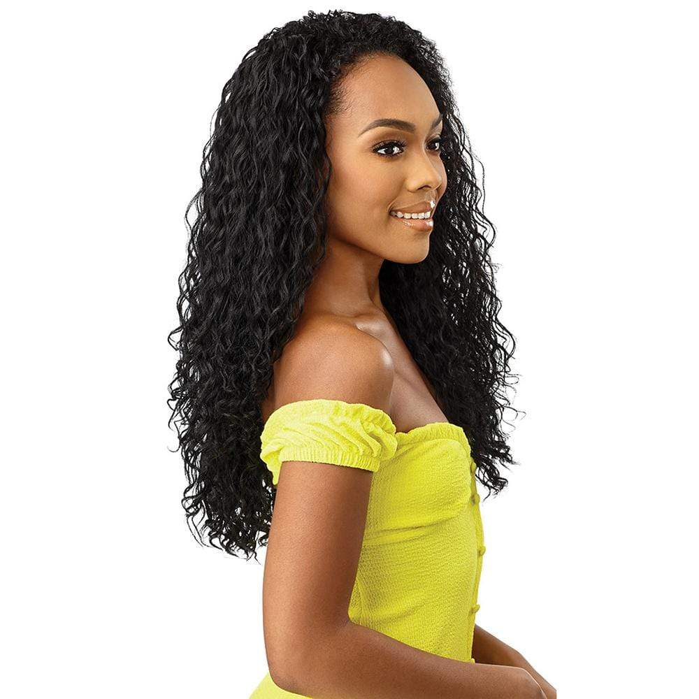 OUTRE Premium Synthetic Wig Outre Converti-Cap Wet & Wavy Synthetic Wig - Waterfall In Love