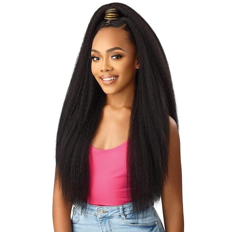 OUTRE Premium Synthetic Wig Outre Converti-Cap + Wrap Pony Synthetic Wig - Bold & Irresistible