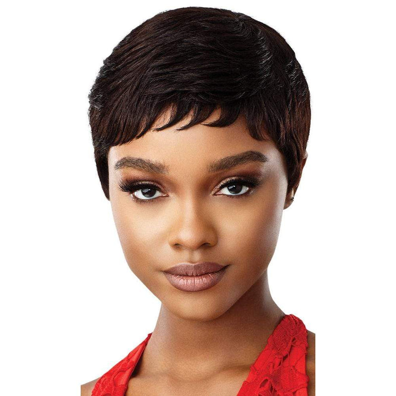 OUTRE Human Hair Wigs Outre Fab & Fly 100% Unprocessed Human Hair Wig - HH Jude