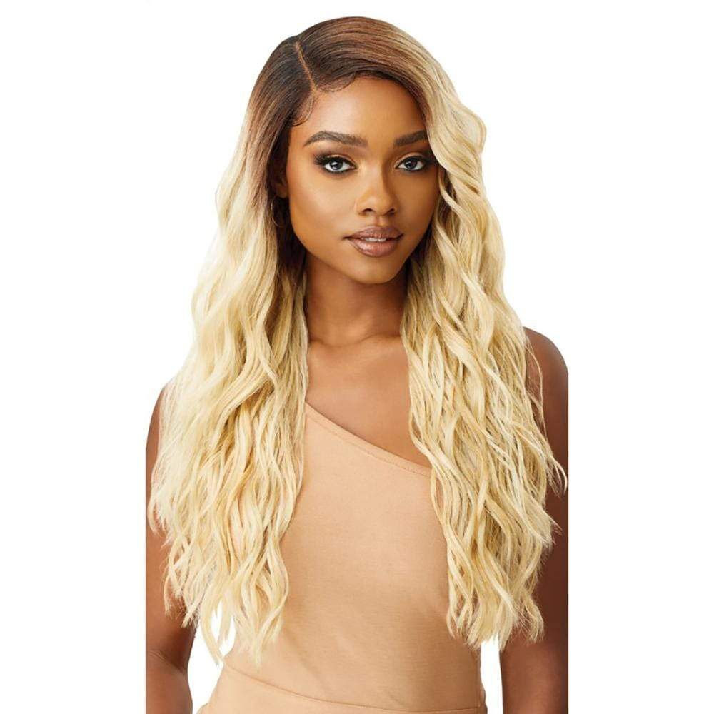 OUTRE Synthetic Lace Front Wig Outre Melted Hairline Synthetic Lace Front Wig - Ria