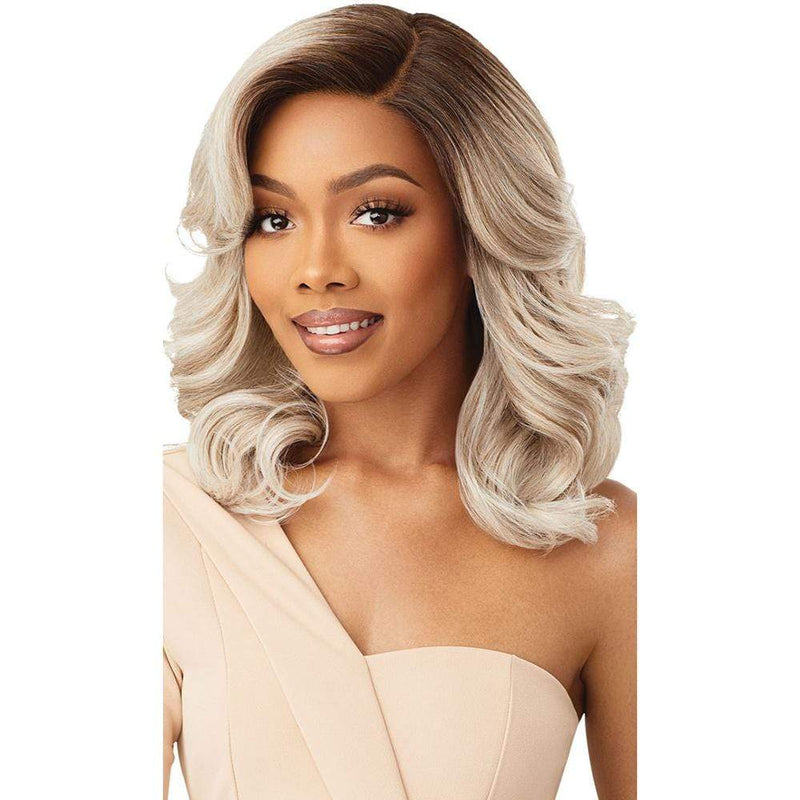OUTRE Synthetic Lace Front Wig Outre Synthetic Lace Front Wig - Leyla