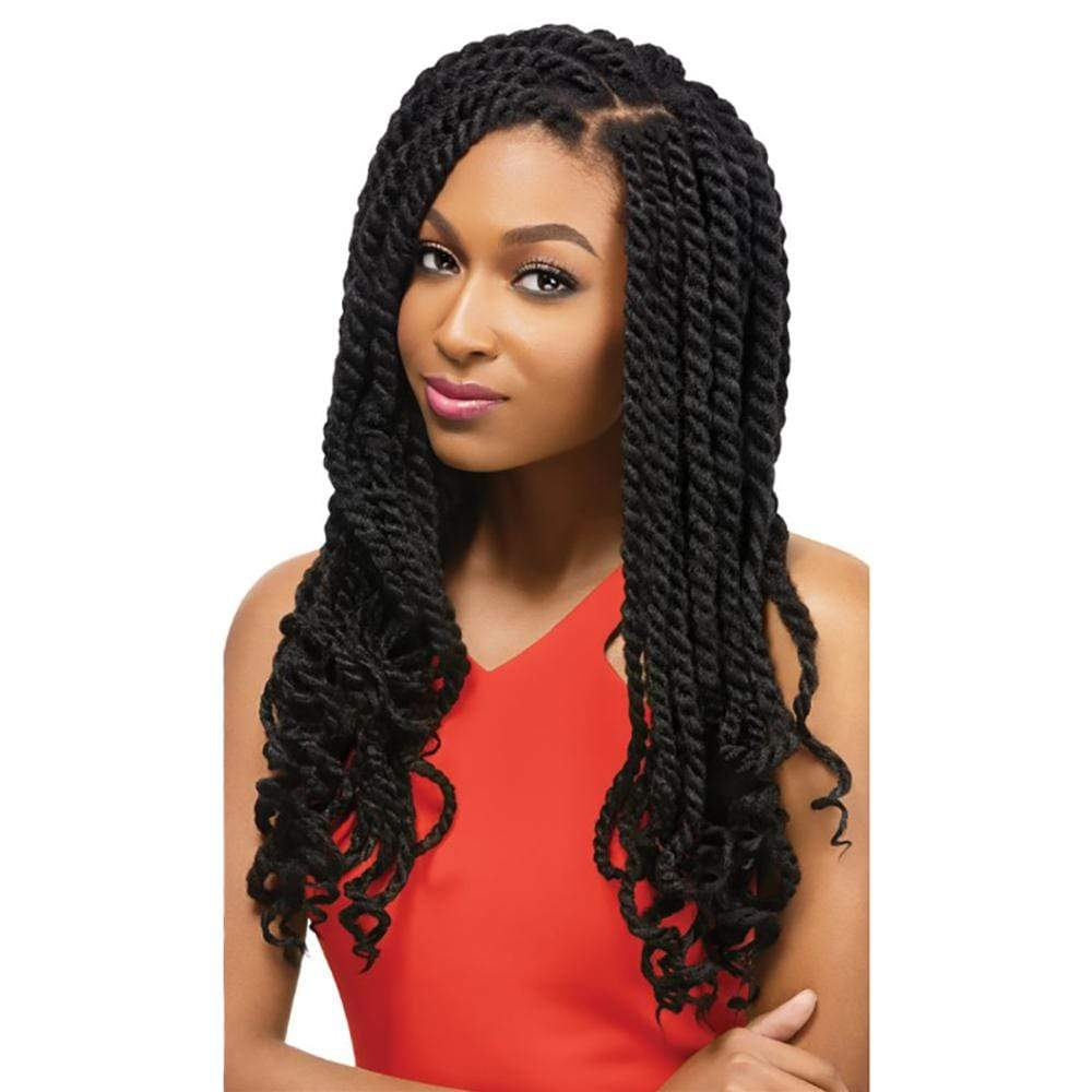 OUTRE Crochet Braiding Hair Outre X-Pression Marley Hair - 2X Soft Reggae Braid 18""