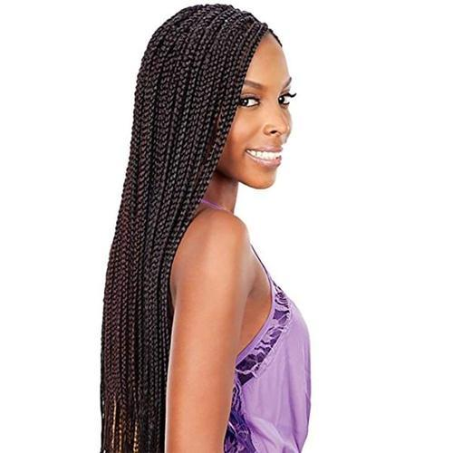 SHAKE-N-GO Crochet Braiding Hair Shake-N-Go FreeTress Crochet Box Braid - Box Braid Large