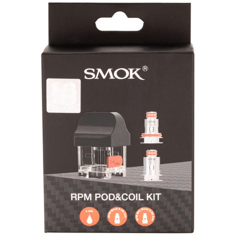 RPM40 Pod and Coil Kit By Smok