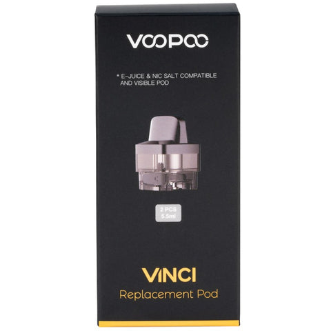 VooPoo Vinci Replacement Pods 2pk