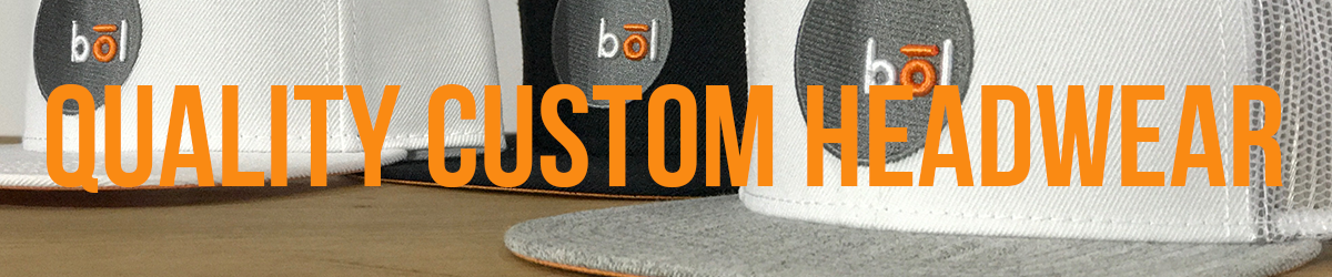 Quality Custom Headwear