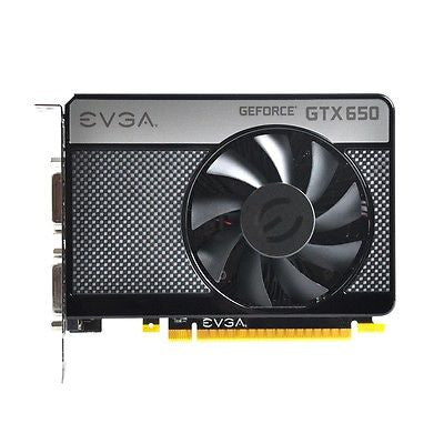 EVGA GeForce GTX 650 1GB 128-Bit GDDR5 Video Card - 01G-P4-2650-KR